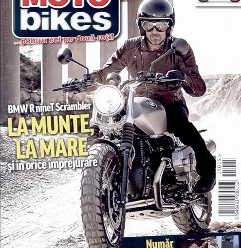 Revista MotoBikes
