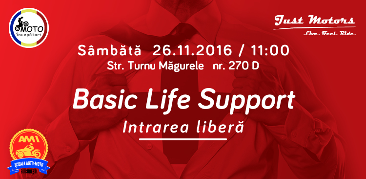 Basic Life Support – curs teoretic