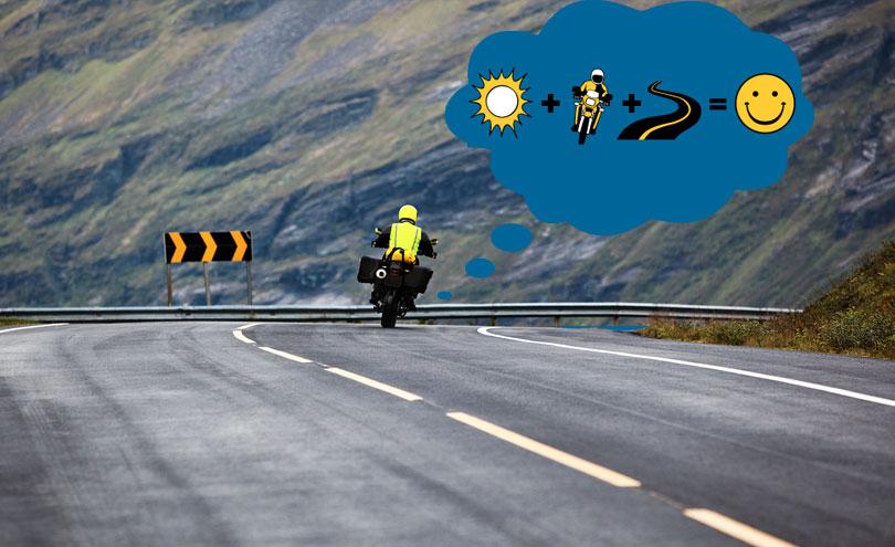 Siguranţa rutieră a motocicliştilor