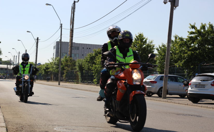 Airbag Moto – Siguranța ta este pe primul loc la Școala AMI