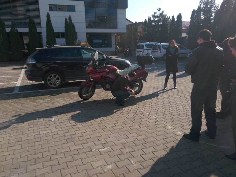 Scoala moto AMI - curs mecanica moto