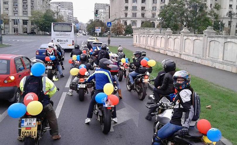 Ghidul motociclistului începător
