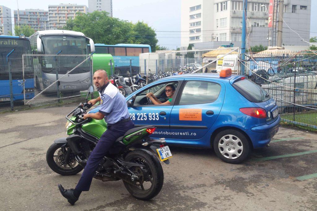 Curs de siguranta rutiera - Politia Rutiera