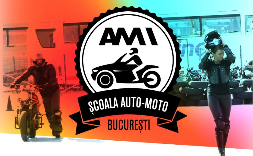 Examen moto Scoala AMI