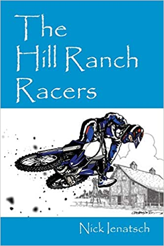 Carti moto - the hill ranch racers - scoala moto ami