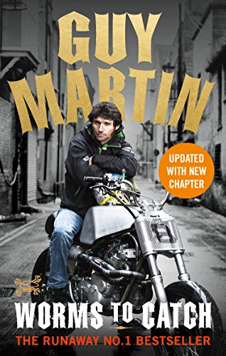 Worms to Catch - guy martin - carti moto - scoala moto ami