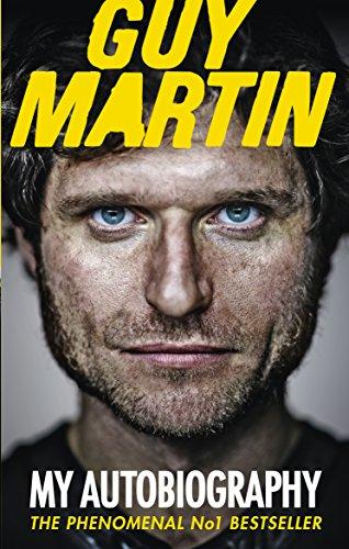 my autobiography - guy martin - carti moto - scoala moto ami
