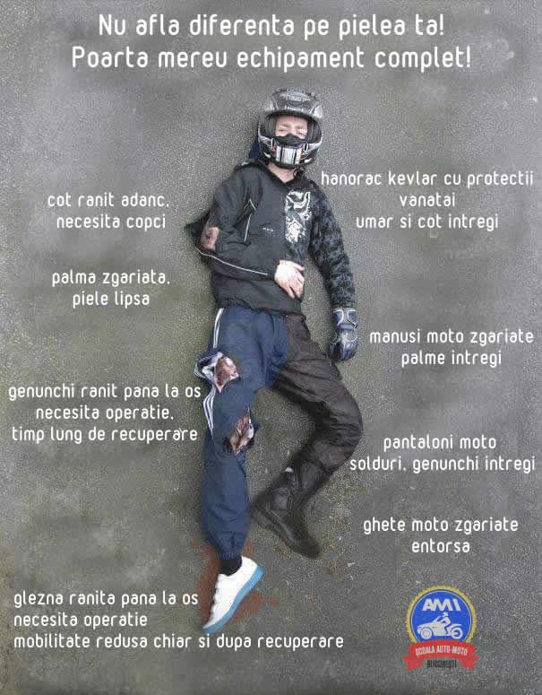 echipament moto 2021 - scoala moto ami