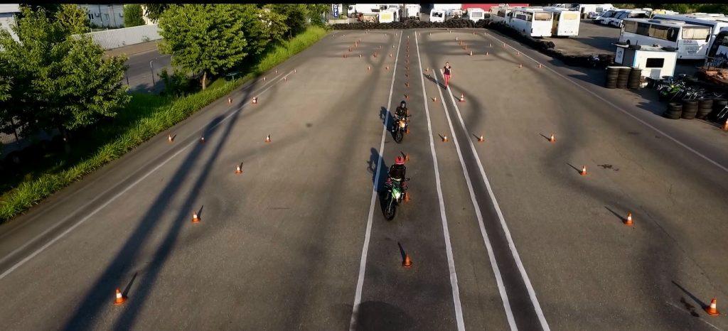 examen moto in poligon 2021 scoala moto ami