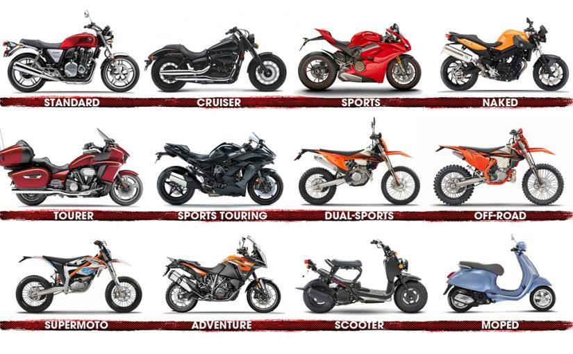 Cum aleg motocicleta?